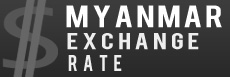 Myanmar Exchange Rate